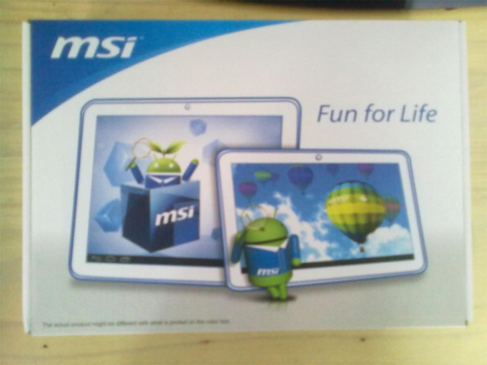 MSI WindPad Enjoy 7 Plus
