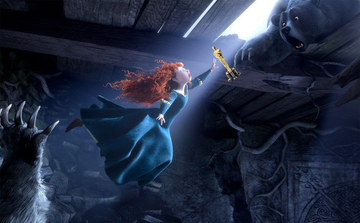 A scene from the Director's cut of Brave
