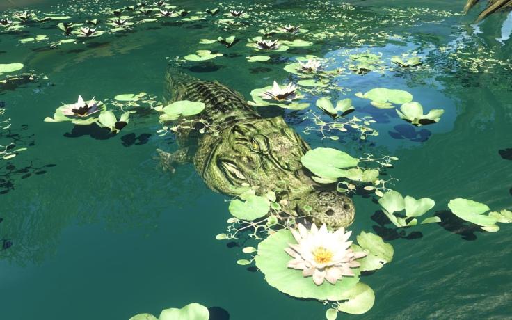 Crocodile Far Cry 3