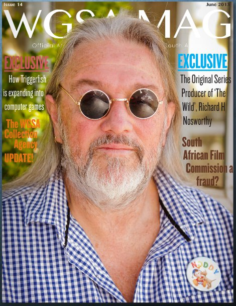 WGSA Online Mag Issue 1