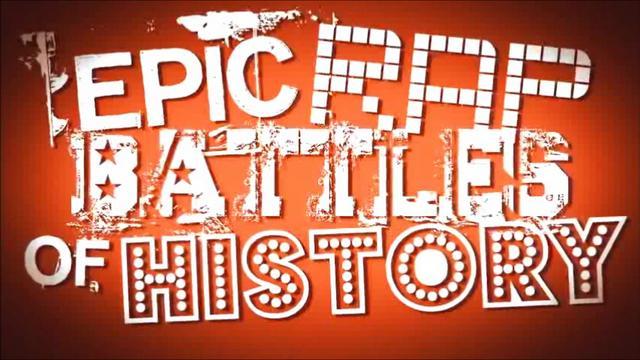 ERBoH Epic Rap Battles of History
