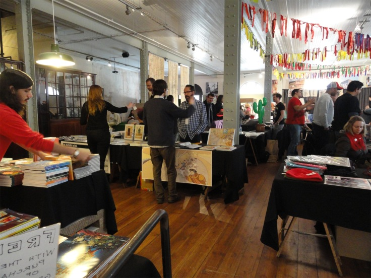 Open Book Comic Fest