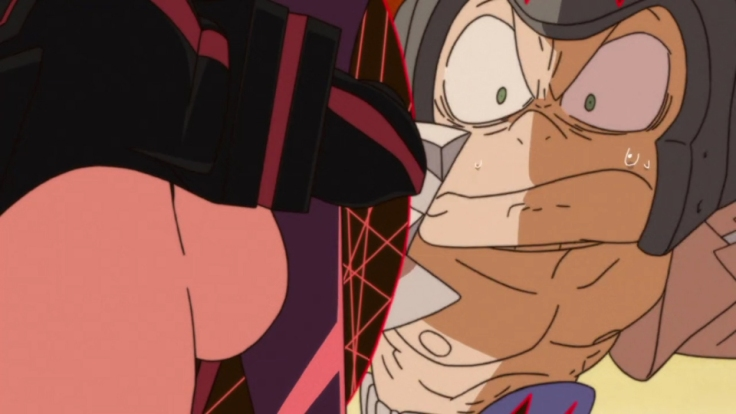 Kill la Kill fanservice screenshot 01