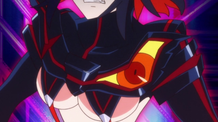 Kill la Kill fanservice screenshot 03