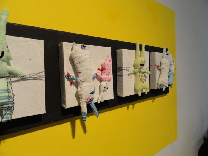 A piece by Aveleine Mara