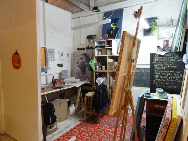 Part of the Studio 41 workspace
