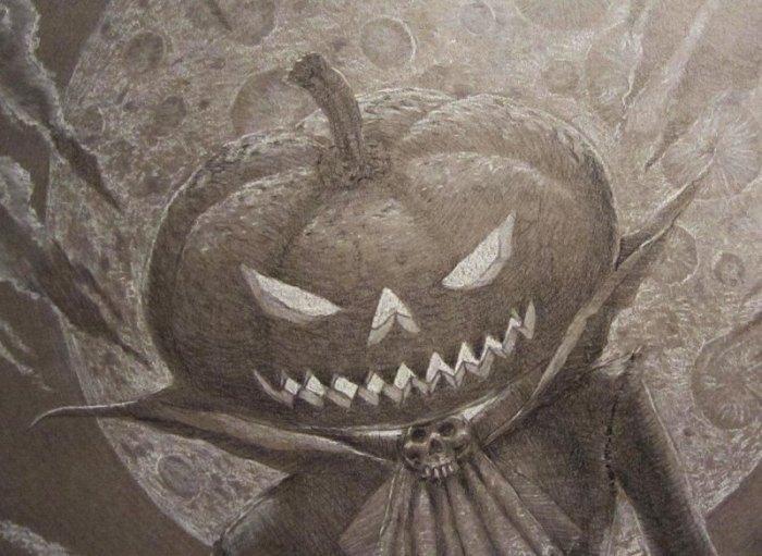 A Halloween Hybrid Piece by Lynton Levengood