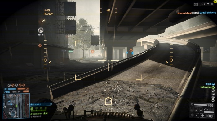 Battlefield 4 is still playable, and not too shabby looking, on an older machine.