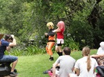 Cosplayers front and center Kirstenbosch Cape Town Cosplay