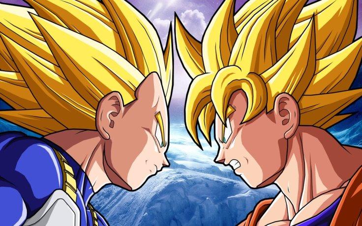 don't get along dbz dragonball z
