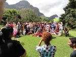 Kirstenbosch Cape Town Cosplay