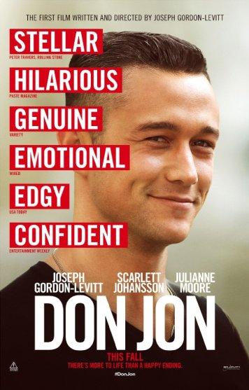 Don Jon Poster