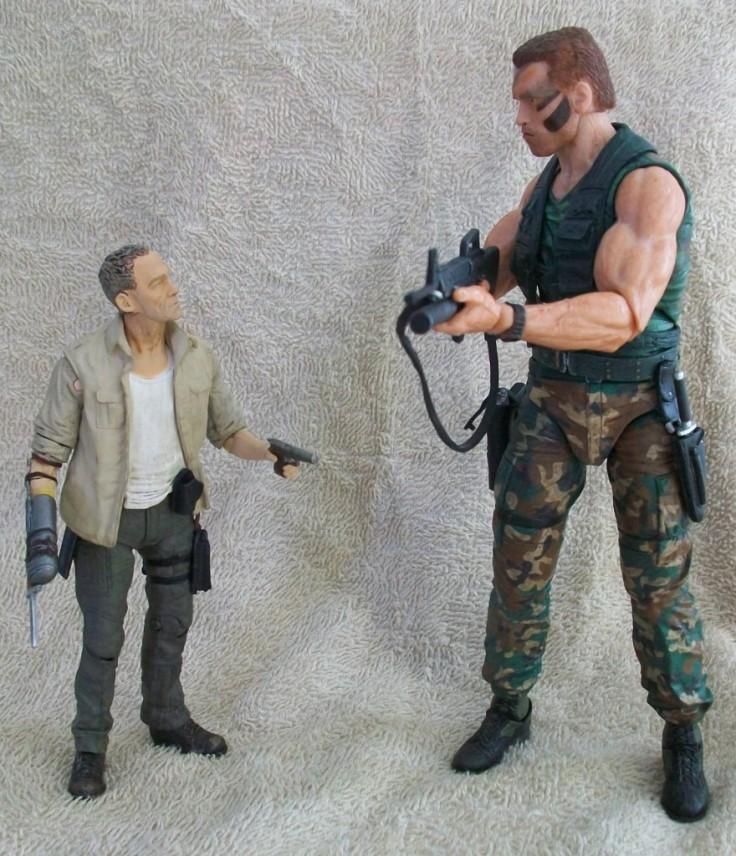 "McFarlane 5"" Merle Dixon Commando"