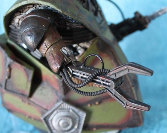 Ultima Online Blackthorn Juggernaut figure review
