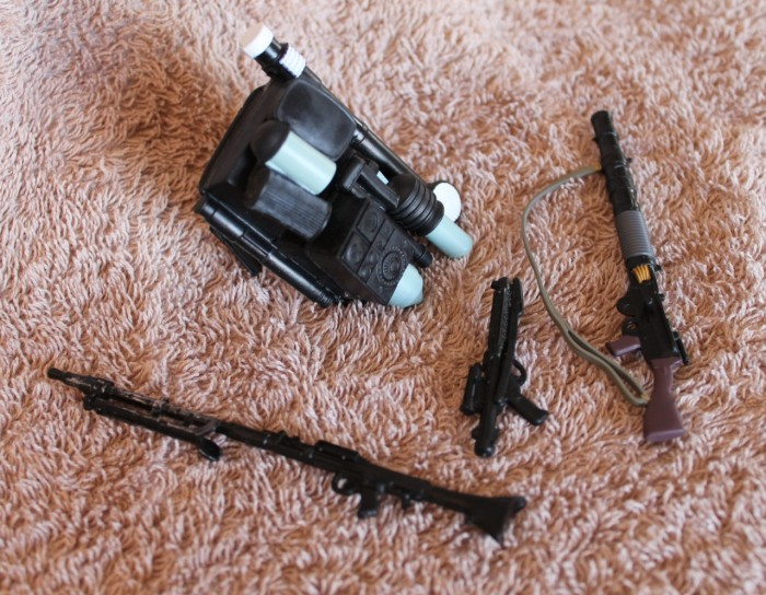 Sandtrooper Black Series 6 inch