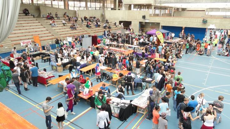 Vendor Area UCON 2014