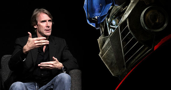 Michael Bay Transformers