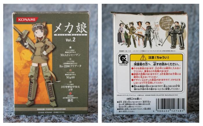 Konami StuG III Mecha Musume Review