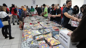 Superhero comics!