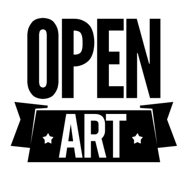 open art logo cape town