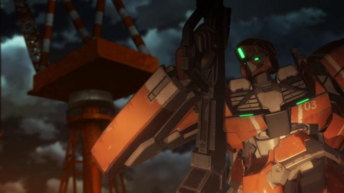 Aldnoah.Zero mecha anime review