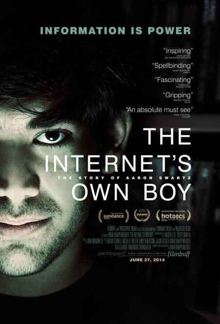 The Internets Own Boy Poster Movie