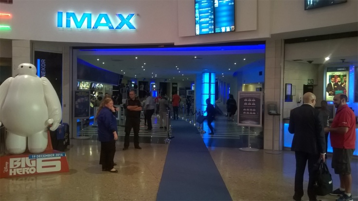 IMAX Cape Gate Cape Town cinema