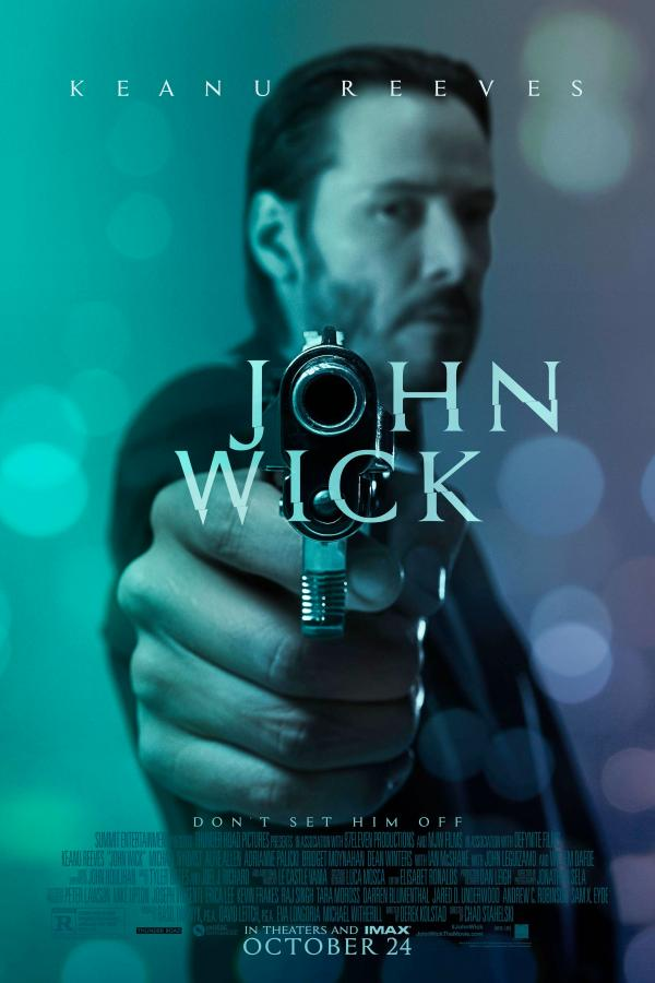 john wick poster review