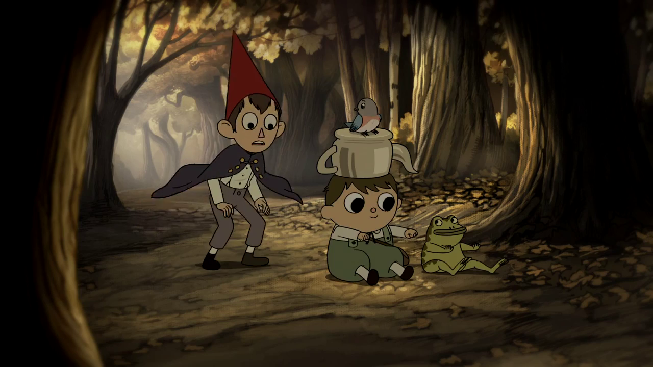 Over The Garden Wall First Impressions Geek Ink