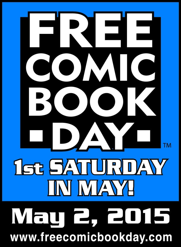 FCBD 2015 Readers Den