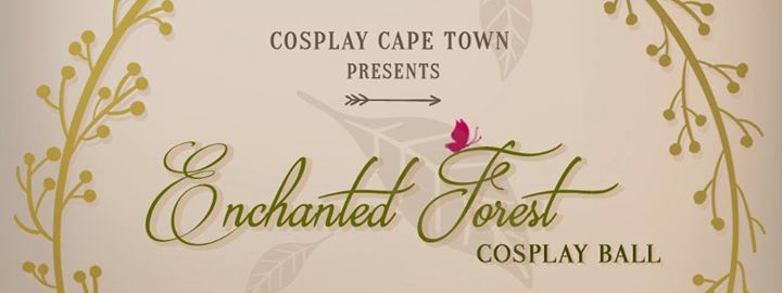 Cosplay Cape Town Ball