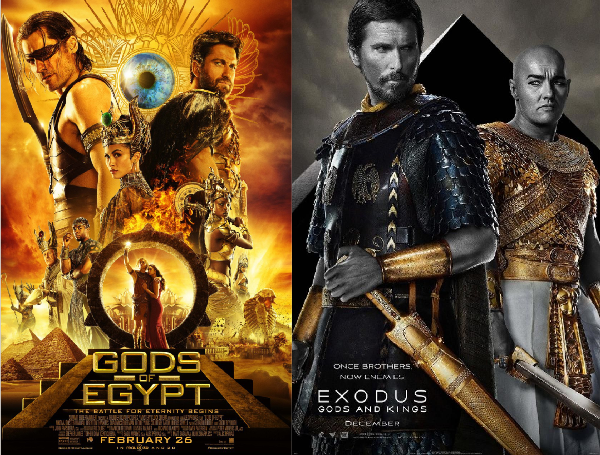 Gods of Egype Exodus whitewashing