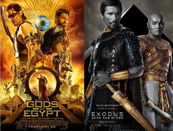 Gods of Egype Exodus whitewashing